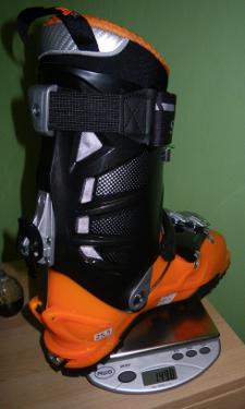 Maestrale Left Boot